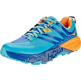 Hoka One One Speedgoat 3 Running Shoes Damen scuba blue/sodalite blue